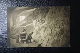 Postcard Farbenfabriken Vorm. Friedr. Bayer & Co Leverkusen - B. 8 Salzlager - Factory Salt Stock Room - Leverkusen
