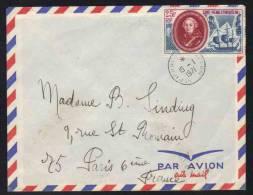 SAINT PIERRE & MIQUELON / 1971 LETTRE AVION POUR PARIS (ref 2278) - St.Pierre Et Miquelon