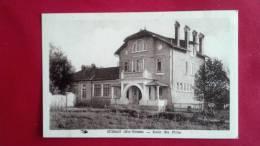 CPA - CARTE POSTALE - 87 - CUSSAC - ÉCOLE DES FILLES - Frankrijk