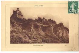 CALVADOS 14.HOULGATE LES FALAISES - Houlgate