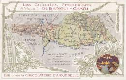 Afrique -  Oubangui-Chari - Géographie - Congo Français - Autres