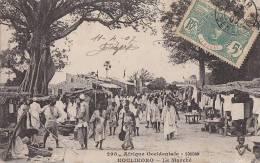 Afrique - Soudan - Koulikoro - Marché - Sudan