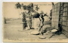 GRAND LAHOU - Transformation Du Manioc En Atiéké - Costa D'Avorio