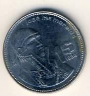 1984 Mexico 1 Peso  In AU Condition - Mexico