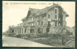 Les Ruines De La Grande Guerre - Gérardmer - La Schlucht - Hotel Français   Ua114 - Gerardmer