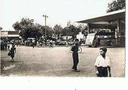 DJIDJELLI --Gare Des Cars --cpsm - Algérie