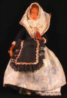 Poupée De COLLECTION Folklorique—MAJORQUE—Baléares —Années 1960 - Puppen