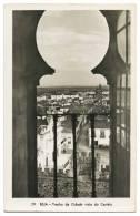 PORTUGAL - BEJA Trecho Da Cidade Vista Do Castelo (Ed. Pap. Correia, Nº 29) Carte Postale - Beja