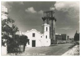 PORTUGAL - BEJA Igreja De Stº. Amaro E Torre De Menagem (Ed. Pap. Estudantina, Nº 5) Carte Postale - Beja