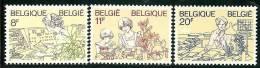 BELGIQUE - Année 1983 - Fête Des Mères - N° 2086 à 2088 ** TTB - Unused Stamps