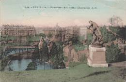 Dép. 75 - PARIS - Panorama Des Buttes Chaumont - J. H. N° 466 - Distretto: 19