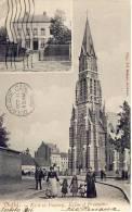 Duffel  Kerk En Pastorij - Duffel