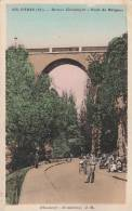 Dép. 75 - PARIS - Buttes Chaumont - Pont De Briques. Animée J. H. N° 233 - Distretto: 19