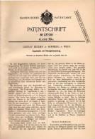 Original Patentschrift - Gustav Binder In Himberg B. Wien , 1902 , Kugelmühle , Mühle !!! - Maschinen