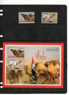 UAE,2011, CAMELS, 2v+ SHEETLET, MNH - Postzegels
