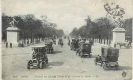 L´avenue Des Champs-elysées Et Les Chevaux De Marly - District 08