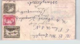 Nicaragua 1931 Stamp Surcharge Vale Cs0.15 Over 25c. -box Cancellation Csa1552 - Nicaragua