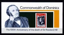 Dominica 1979. Yvert Bloc 53 Fold ** MNH. - Dominica (1978-...)