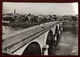 Cpsm  Du  24  Bergerac  Le Pont          PNJ7 - Bergerac