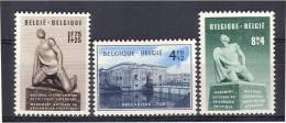 Belgique 860/62 ** - Unused Stamps