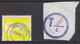Rhodesia, Postage Due, Used  , 6cents,  C.d.s. Used SALISBURY 6 APR 79 - Rhodesia (1964-1980)