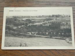 Panorama Vers Le Village / Anno 19?? ( Zie Foto Voor Details ) !! - Erezée