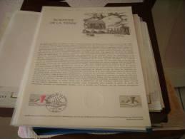 Document Philathélique -Sciences De La Terre -05 Juillet 1980 - Documents De La Poste