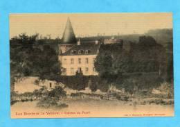Les Bords De La Vézère. - Château Du Peuch. - France