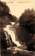 La Gileppe          La Cascade Du Trop Plein Du Lac    . - Gileppe (Barrage)