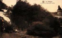 La Gileppe          Le Lion Et Le Trop Plein Du Lac    . - Gileppe (Barrage)