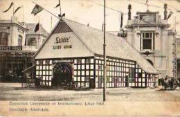 Liège          Expo 1905. Distillerie Allemande    . - Luik