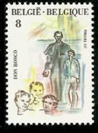 BELGIQUE -Année 1984 - 50é Anniv. Canonisation De Don Bosco  - N° 2129 ** TTB - Nuovi
