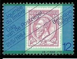 BELGIQUE - Année 1984 - Journée Du Timbre - N° 2132 ** TTB - België