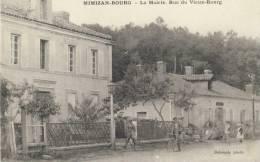 (40)-Mimizan-bourg - La Mairie. Rue Du Vieux Bourg - Mimizan