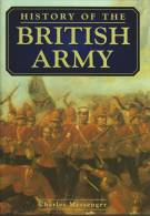 """""""The History Of The British Army""""  By  Charles Messenger.                                 1.75 Pa - British Army"""