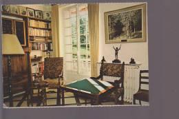 """Cpm ,    Colombey Les Deux Eglises , """" La Boisserie """" Bibliothéque   ( Général De Gaulle )      , Non Voyagé - Colombey Les Deux Eglises"""