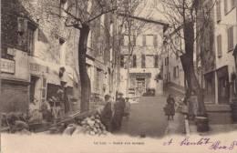 83 - LE LUC - PLACE AUX HERBES - Le Luc