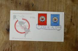 I++2++35++1962++FDC++70e ANIVERSARIO COLOMBIA-BOGOTA++BLANCO ++ SEE PICTURE - Colombia
