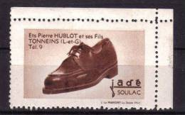 Chaussures JADE / Ets HUBLOT à TONNEINS Pour Magasin à CHERBOURG - Andere
