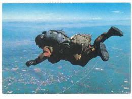 C1740 Paracadutista Italiano - Mostra Nazionale Della Resistenza 1975 / Annullo Speciale - Manovre