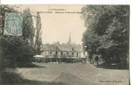 MARLY-LE-ROI  -  RÉSIDENCE D' ALEXANDRE DUMAS - Marly Le Roi
