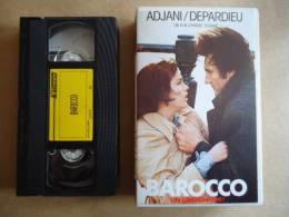 BAROCCO  VHS CASSETTE FILM AVEC ADJANI / DEPARDIEU - Dramma