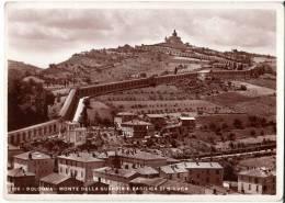 ITALIA EMILIA-ROMAGNA BOLOGNA - MONTE DELLA GUARDIA BASILICA DI S. LUCA Nr. 126 OLD POSTCARD - Non Classificati