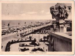 ITALIA EMILIA-ROMAGNA RIMINI - NUOVO LUNGOMARE Nr. 28675 OLD POSTCARD 1919. - Italia