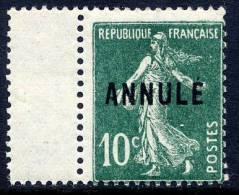 FRANCE COURS D´INSTRUCTION 159-CI 1** TYPE SEMEUSE - Instructional Courses