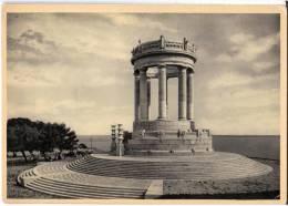 ITALIA PUGLIA ANCONA MONUMENTO AI CADUTI Nr. 9695 OLD POSTCARD - Italia