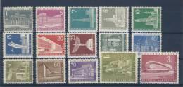 Berlin Michel Nr. 140 - 154 ** postfrisch