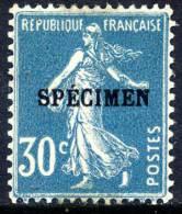 FRANCE COURS D´INSTRUCTION 192-CI 1** TYPE SEMEUSE - Instructional Courses