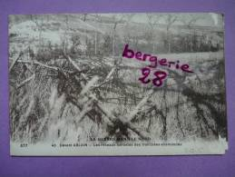 CPA 62 - LA GUERRE DANS LE NORD - Devant ABLAIN - Les Réseaux Barbelés Des Tranchées Allemandes - Frankrijk