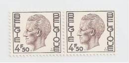 - 684 A - Nr 1644 ( 4 X ) - Belgique